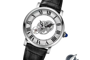 Cartier Rotonde de Cartier Astromystérieux replica watch