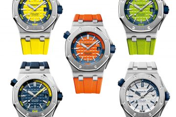 "Audemars Piguet Royal Oak Offshore Divers ""Funky Colour"" replica"
