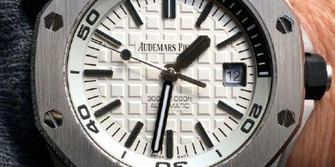 Royal Oak Offshore Diver Replica Watch Ref. 15710