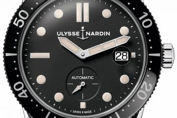 Ulysse Nardin Diver Le Locle Watch Watch Releases