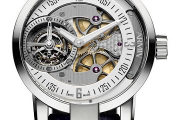 Armin Strom Tourbillon Water ATC11