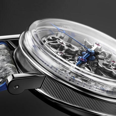 Breguet Unveils Classique Double Tourbillon 5345 Quai De L'Horloge Fake Watch Watch Releases