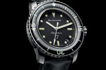Blancpain Fifty Fathoms Nageurs De Combat Replica Watches