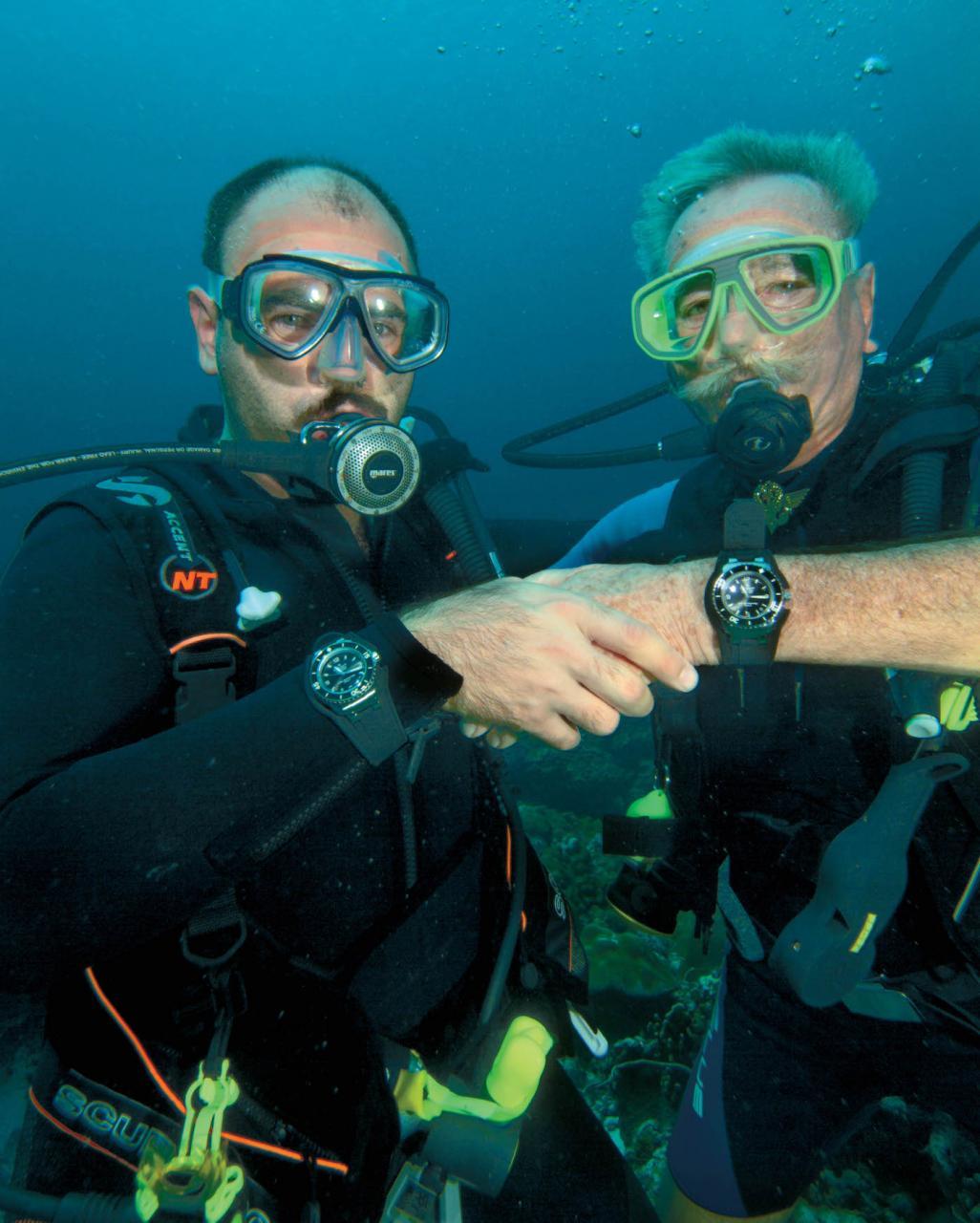 Blancpain Fifty Fathoms Nageurs De Combat fake Watches